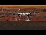 Новости науки с Анной Урманцевой 22 апреля 2014. Тормозная система для посадки на Марс.