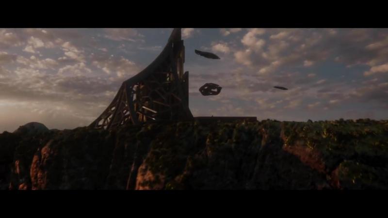 Marvel Studios Black Panther - Official Trailer [Bazinga]