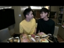 180424 Zach and Fandy live facebook cut (History 2 Crossing The Line)