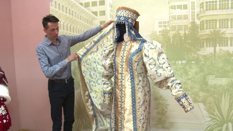 Выставка сценических костюмов героев русского фольклора открылась в Сочи Новости Эфкате