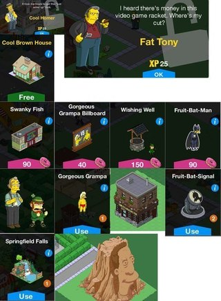 Simpsons Tapped Out Hack Without Jailbreak Hd Desktop Wallpaper