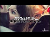 Белоснежка и Прекрасный | Крюк и Эмма | like father, like son [in-law] | hook&emma + charming&snow
