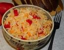 Рис с томатами