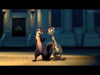 Реальная Белка/ the Nut Job (2013) Трейлер с русскими субтитрами