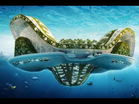 Что приготовила Россия на случай ВСЕМИРНОГО ПОТОПА.Подводные города будущего.Документальный