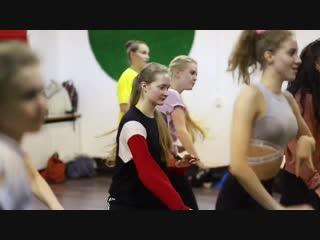 Dancehall class by Kris Brown | International Dance Center