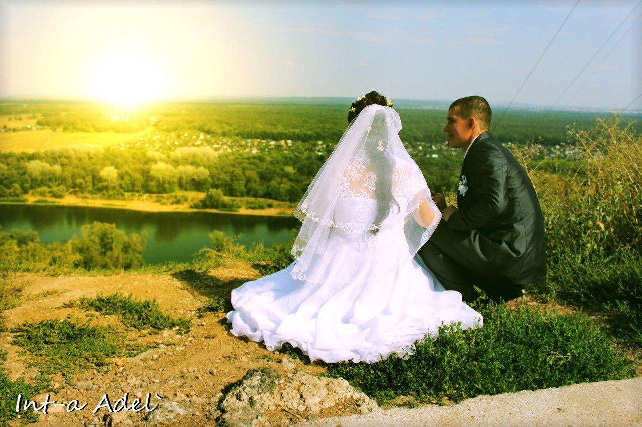 фотосъемка свадьбы в уфе