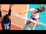 Natalia Malykh - BEST Volleyball SPIKES. Womens VNL 2018.