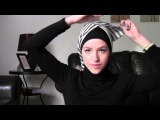 Jersey Scarf Hijab Tutorial #3
