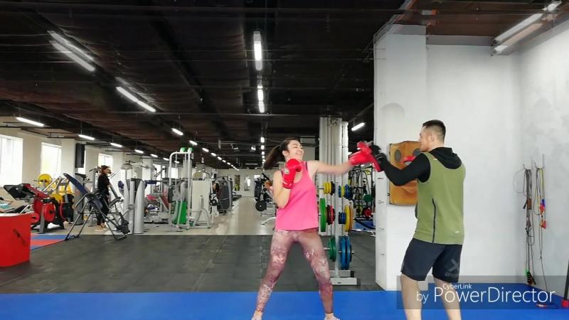 Персональная тренировка Александра Ларченко тренер ФК Ганза