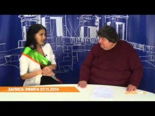 Live: Народная миссис Санкт-Петербурга Виктория Маладаева - о Путине, красоте и Бурятии