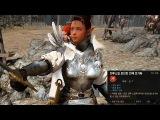 Black Desert (검은사막) - Sorcerer lvl 33~37 - Harpy Zone, Skill Reset & PVP Quest - Closed Beta 2 - KR