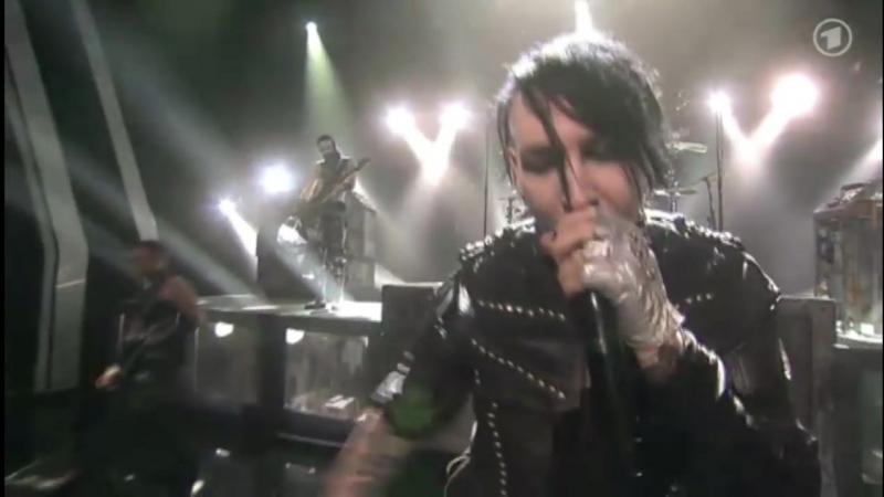 Marilyn Manson feat Rammstein - The Beautiful People