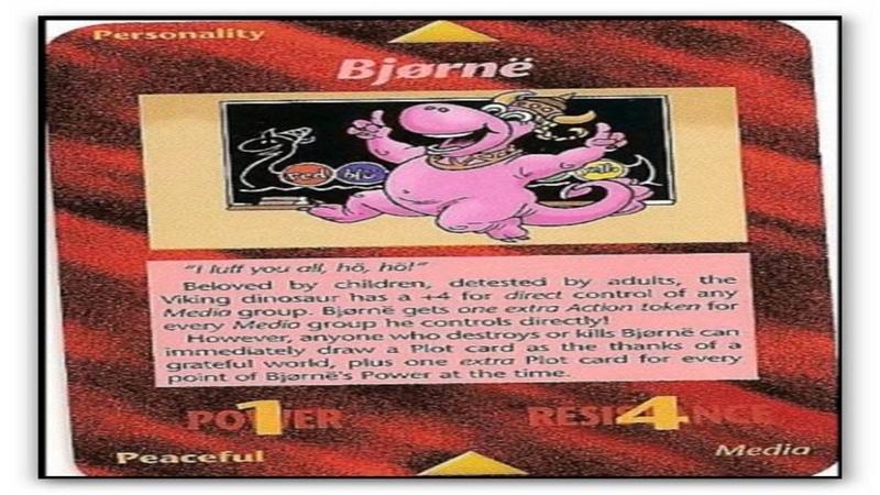 ILLUMINATI CARD GAME EXPOSED PART SEVEN!