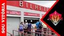 Vitória divulga mais uma parcial de ingressos vendidos para o BaVi no Barradão