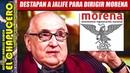 Destapan a Jalife como nuevo dirigente nacional de MORENA
