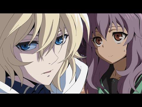 ●AMV | Мика и Шиноа - Мой вампир...(Заказ Mika Chan)