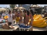 Dance on the Mamaia Beach Romania!