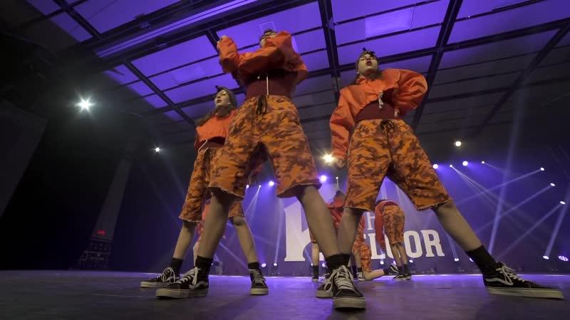 T.ACOS ¦ Hit The Floor Lévis ¦ Group Highlight 2018