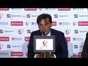 MONTELLA: EN ESTADO DE GRANDEZA ES IMPOSIBLE CONTRARRESTARLES. 21/04/18. Sevilla FC