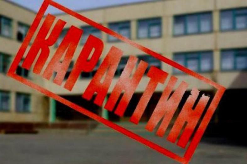 В Мариуполе 11 классов ушли на карантин из-за ОРВИ