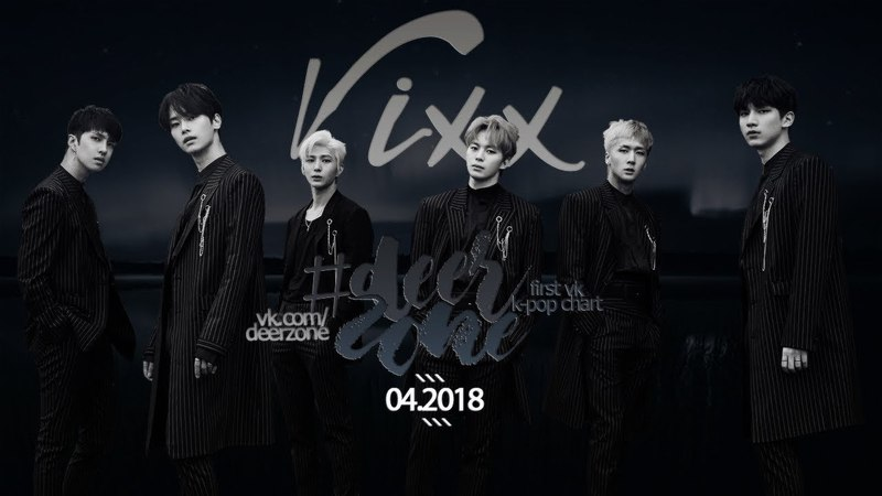 Russian K-pop Monthly Chart ( April 2018) | Deerzone Community