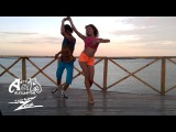 Sunset Zouk Improvisation. Aleksandr Levchuk &amp Anna Galenda. Odessa.