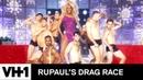 RuPaul Performs 'Hey Sis, It's Christmas' 🎄 | RuPaul's Drag Race Holi-Slay Spectacular