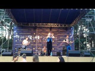 Ріплей - Вибух сонця (Live Мальованка 28.06.2014)