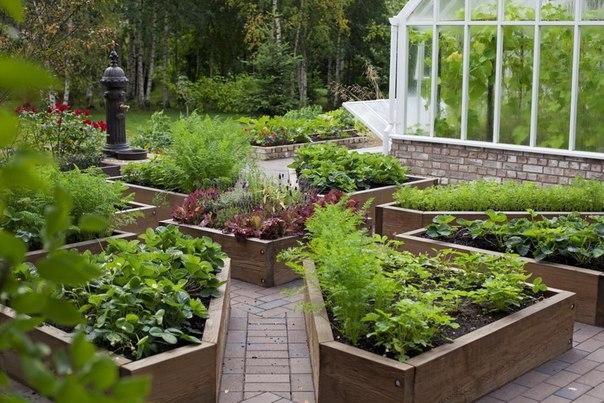 поделки для сада и огорода своими руками