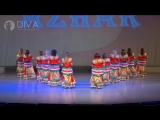 Алжирский танец (Кабильский), коллектив АЗХАР, хореограф Коробейникова Елена