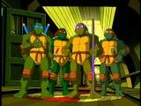 Черепашки ниндзя 4 сезон 26 серия мультфильм для детей, качество HD