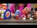 Mucize Uğur Böçeği ile Kara Kedi BURGER KING TR Türkçe Reklami