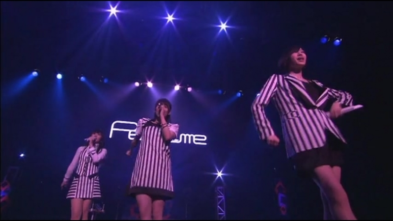 (Live) Perfume - The best thing (Zepp Tokyo 2010.03.16)