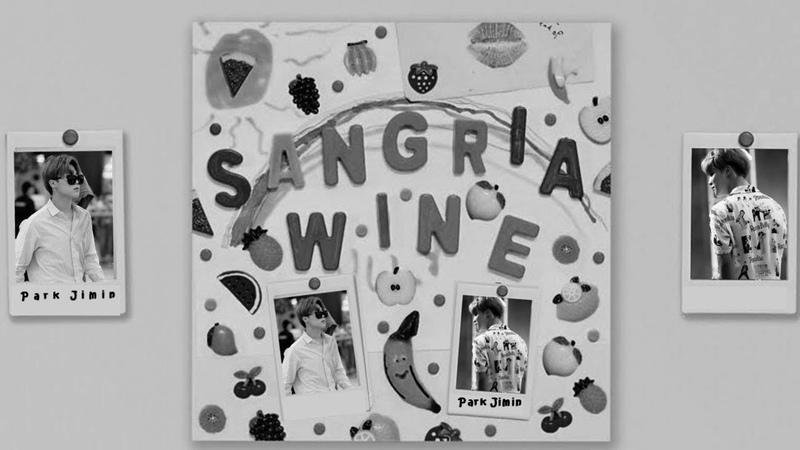 PARK JIMIN ─「SANGRIA WINE」