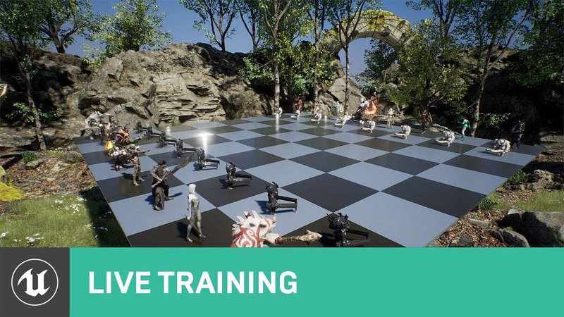 Developing with Blueprints and Marketplace assets Inside Unreal