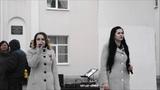 Россия - Ульяна Рыльская и Оксана Черных, Алексин, 18 марта 2019