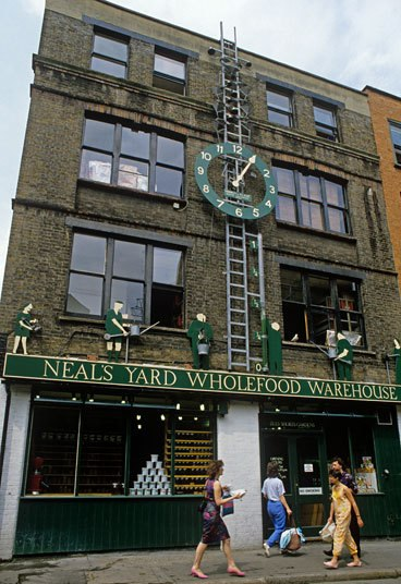 10 необычных достопримечательностей Лондона