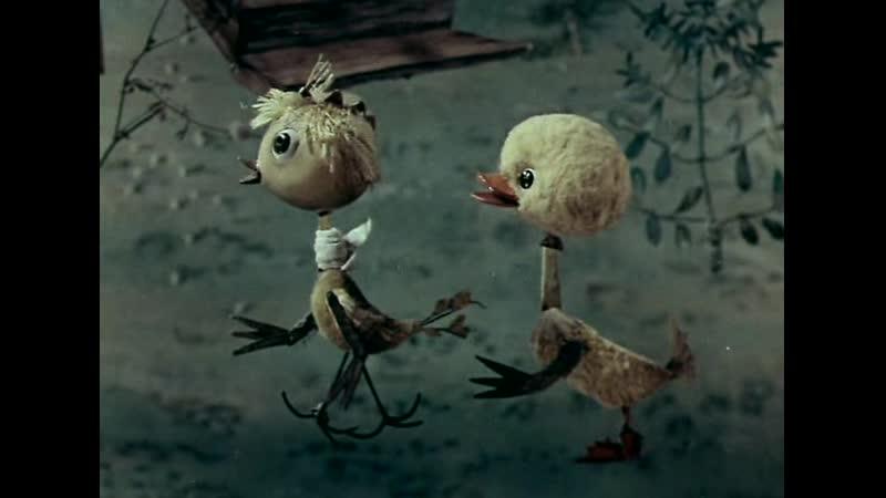 ЗДРАВСТВУЙТЕ ТЕТЯ ЛИСА Мультфильм советский для детей смотреть онлайн