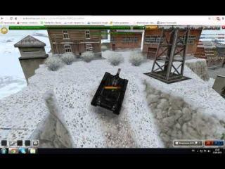 играем с maks2204 в танки онлайн и блокаду часть 2