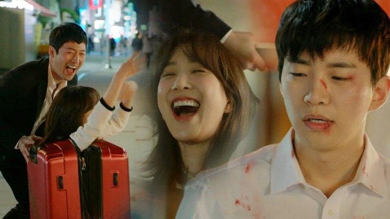 장혁·정려원, 비글미 넘치는 주정 '질색은 준호 몫' 《Wok of Love》 기름진 멜로 EP11-12