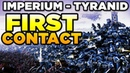 IMPERIUM - TYRANIDS FIRST CONTACT The Battle of Macragge | WARHAMMER 40,000 Lore / History