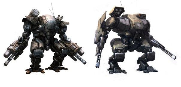 Обои для рабочего стола скачать бесплатно - Роботы