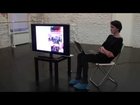 ЦЕХ | Лекция Кати Ганюшиной | Социальная хореография
