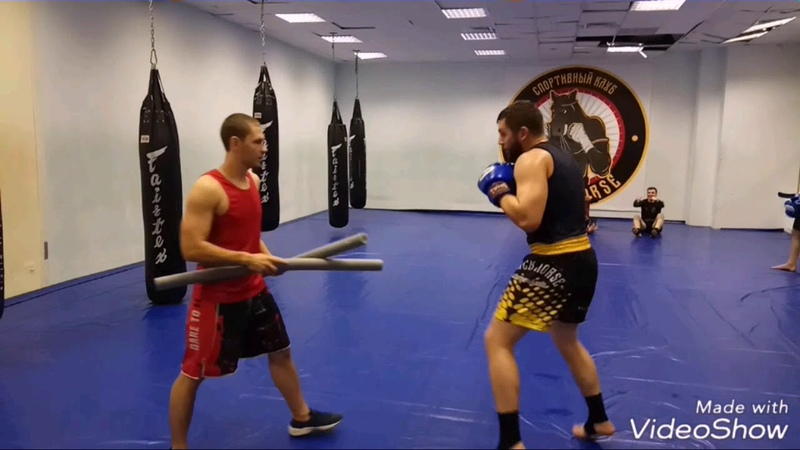 Работа на уклоны. Ловкость. Реакция. Бокс. Тайский бокс. Кикбоксинг. Тренер: Ратманский С.И. Екб