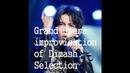 Димаш потрясающая импровизация [подборка] Grand Opera improvisation of Dimash