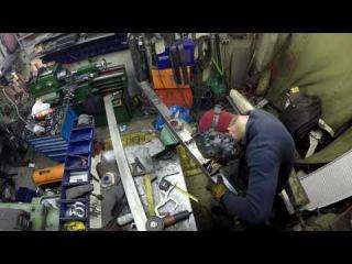 Гараж 56: Нива. Силовой бампер своими руками ВАЗ 21213. Без регистрации в ГИБДД.