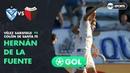 Hernán de la Fuente (1-0) Vélez Sarsfield vs Colón SF | Fecha 19 - Superliga Argentina 2018/2019