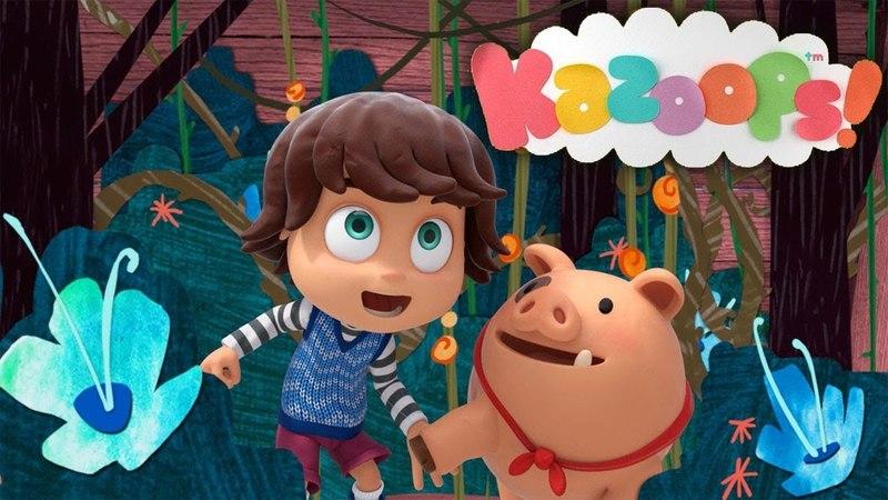 Kazoops! Español | Casa de juegos | Las Mejores Canciones Infantiles para Aprender