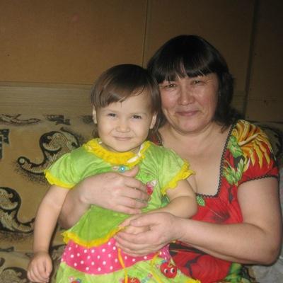 Гульсира Исхужина, 8 января , Москва, id189808025